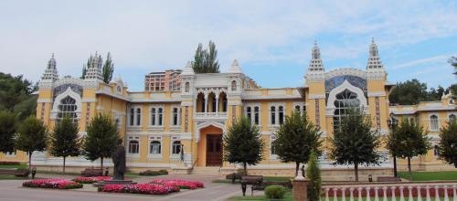 Sanatorium Glavnye Narzannye Vanny