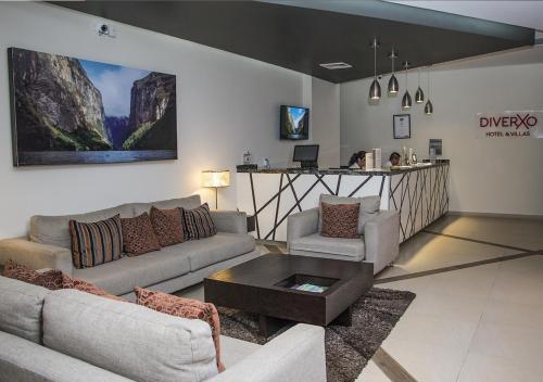 Hotel Diverxo Hotel & Villas