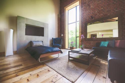 Stunning Loft Apartments Foto 8