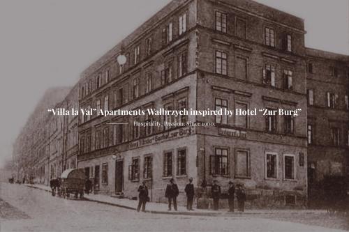 Villa la Val, Apartamenty Wałbrzych Główne zdjęcie