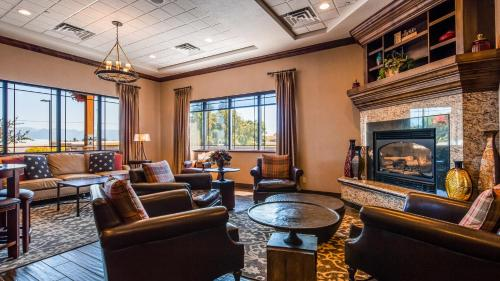 Best Western Plus Flathead Lake Inn & Suites - Kalispell, MT 59901