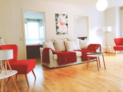 . BodenSEE Apartment Allensbach FEWO 1