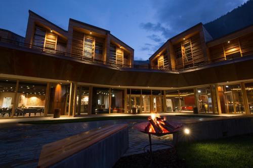 CampZero Active & Luxury Resort - Hotel - Champoluc
