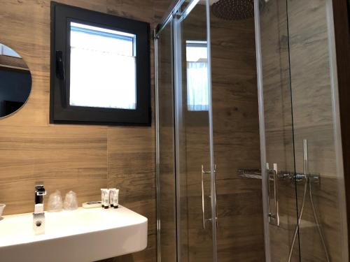 Double or Twin Room with Terrace Hotel Gredos Maria Justina 11