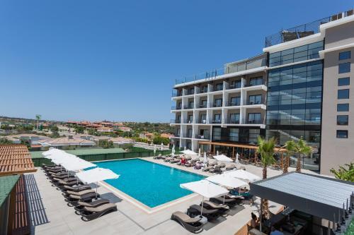 Cesme Aya Yorgi Hotel By T ulaşım