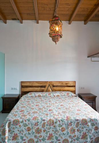 Deluxe Double Room with Side Sea View Finca Isolina Hotel Boutique 12