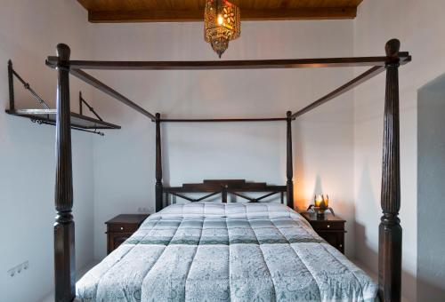 King Room with Mountain View Finca Isolina Hotel Boutique 13