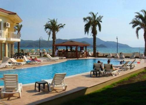 Fethiye Sunset Beach Club 5 Beds O4 Villa how to go