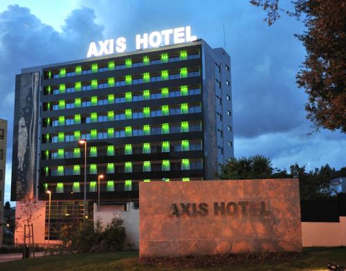 Foto de Axis Porto Business & Spa Hotel