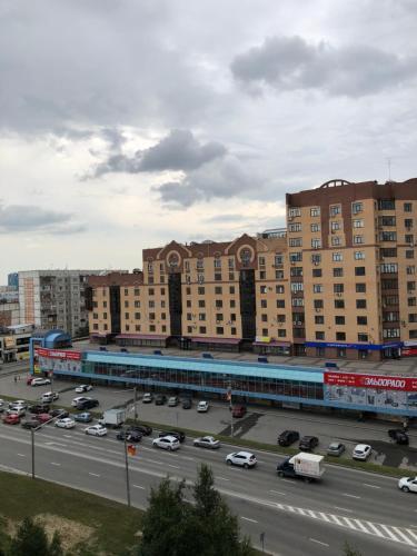 . Apartment at Lenina 50