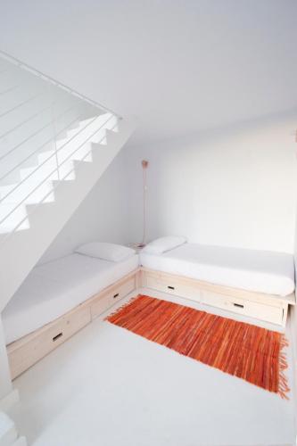 Estudio Deluxe con cama grande - Uso individual Akassa Alojamientos Bioclimaticos en las Hurdes 18