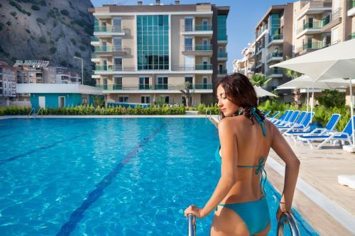 Antalya MOONLİGHT HOMES yol tarifi
