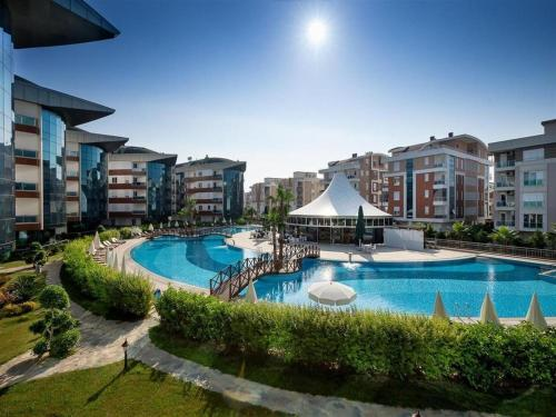 Antalya ONKEL RESIDENCE adres