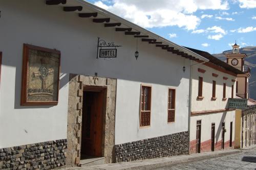 . Hotel El Molino Alausí