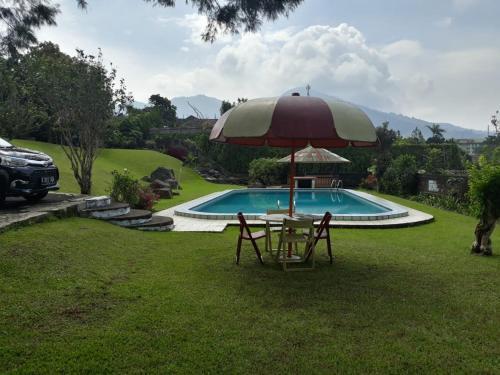 RVP Villa Coolibah Kavling 9, Cianjur