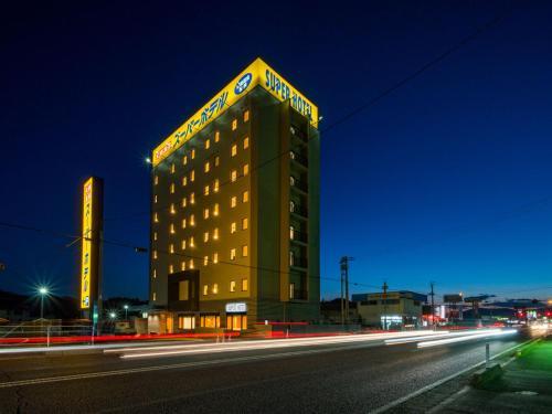 . Super Hotel Fukushima Iwaki