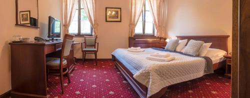 Hotel-overnachting met je hond in Hotel Buchlovice - Buchlovice