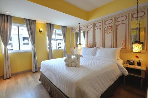 Salil Hotel Sukhumvit Soi 11 photo 29