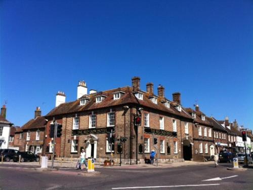 The Red Lion Hotel, Wareham