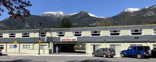 Accommodation in Squamish