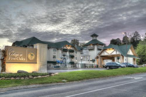 . The Lodge at Five Oaks