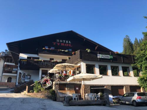 Hotel Tyrol Welschnofen