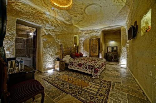Nevsehir NOSTALJİ CAVE SUİT HOTEL yol tarifi