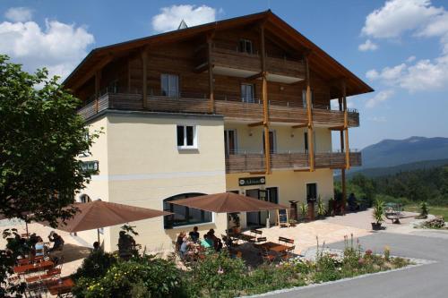 . Berghotel Mooshütte