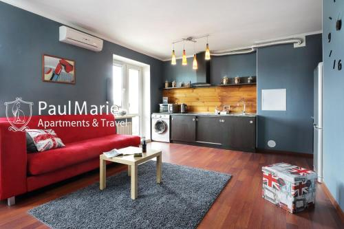 . PaulMarie Apartments on Chernyakhovsky