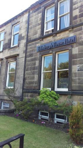 Edinburgh House Hotel - B&B