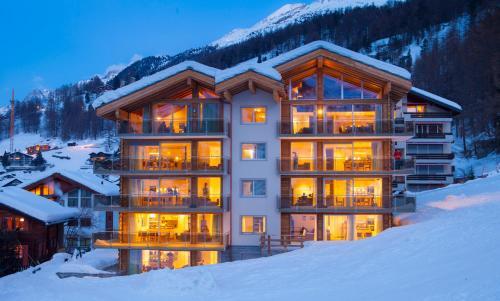 Matthiol Appartements Zermatt
