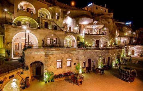 Goreme Hera Cave Suites rezervasyon