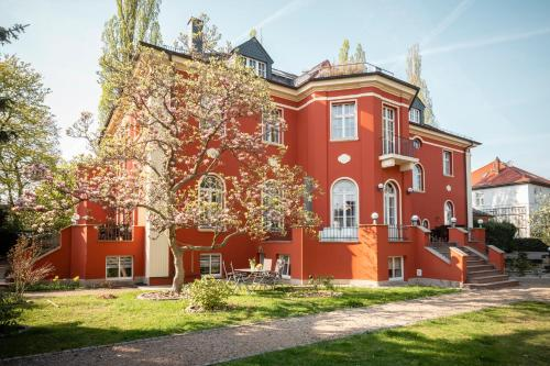 Villa am Park Apartment - Dresden