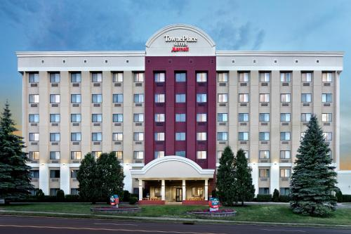 TownePlace Suites by Marriott Albany Downtown/Medical Center - Hotel - Albany