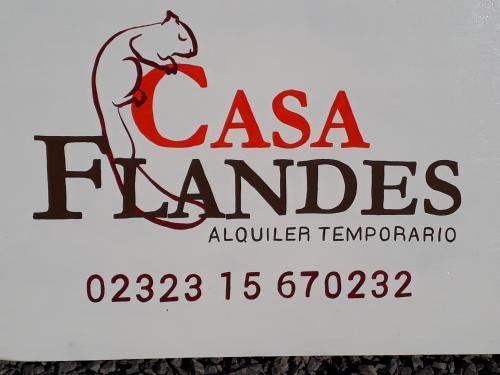 . Casa Flandes - Jáuregui - Luján - Buenos Aires