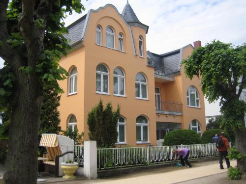 . Hotel Villa Strandrose