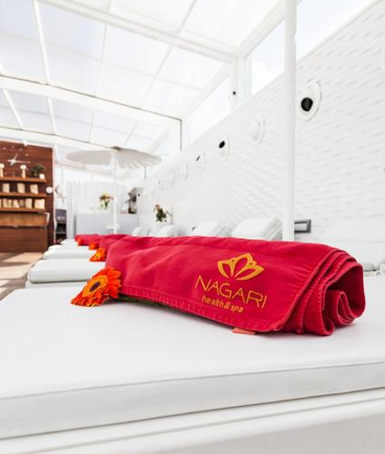 Double or Twin Room with Spa Access Gran Hotel Nagari Boutique & Spa 27