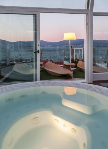 Double or Twin Room with Spa Access Gran Hotel Nagari Boutique & Spa 21