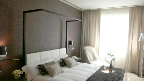 Habitación Doble para uso individual Gran Hotel Nagari Boutique & Spa 6