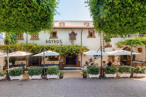 Koukos Rhodian Guesthouse - Adults Only in Rhodos