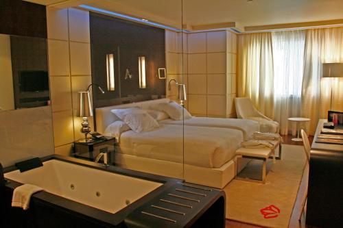 Double or Twin Room Gran Hotel Nagari Boutique & Spa 23