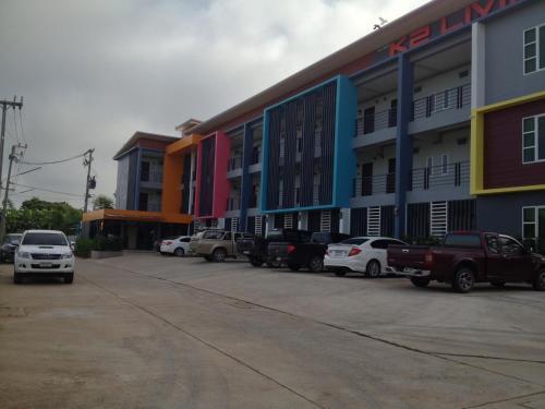K2 Living Hotel, Muang Uttaradit