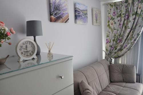 . Apartment on Biryuzova 13