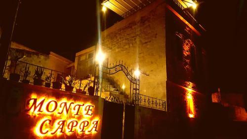 Urgup Monte Cappa Cave House rezervasyon