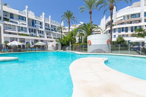 . Marbella House Beach Apartment