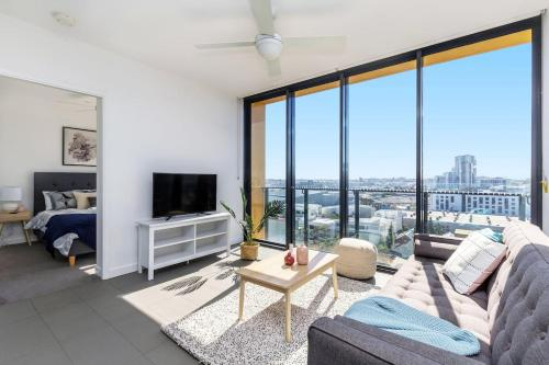 Amazing View! 2 Bed+FREE PARKNG | Fortitude Valley