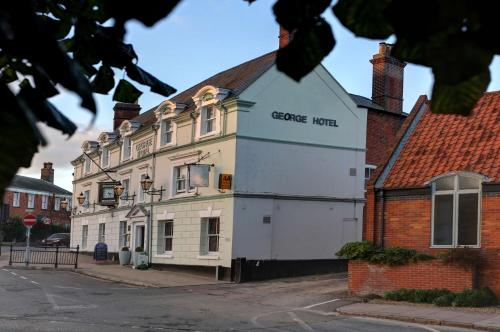 Best Western The George Hotel, Swaffham