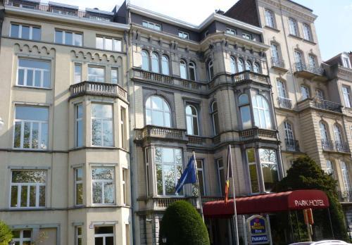 Best Western Plus Park Hotel Brussels Foto principal