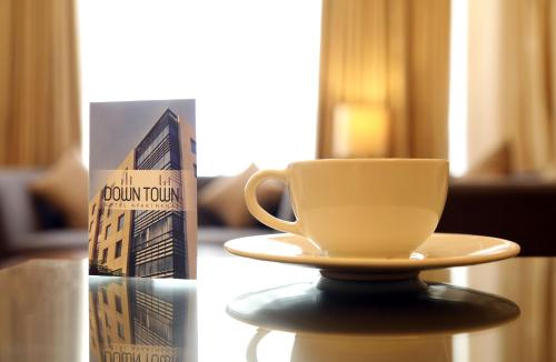 Downtown Hotel istabas fotogrāfijas