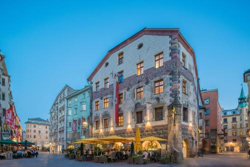 6 Herzog Friedrich Strasse, 6020 Innsbruck, Austria.